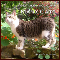 Image of a Detailed account of manx cats book cover
